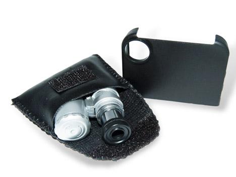 Apple iphone gadget mikroskop objektiv linse zum aufstecken