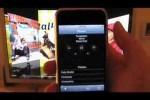 Apple iPhone Web apps (Web applications): iTunes Fernbedienung mit Roami