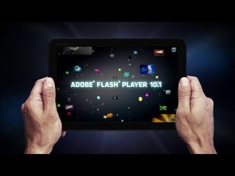 Video-Preview: Motorola Xoom mit Google Android 3.0 Honeycomb als Apple iPad-Killer?