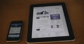 Apple iPad Wifi – 3G/UMTS Verbindung durch iPhone WLAN Tethering mit MyWi App