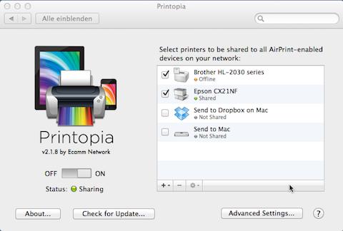 printopia_systemsteuerung