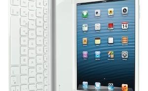 iPad Logitech Ultrathin Keyboard Tastatur
