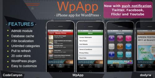 Eigene iPhone und iPad App erstellen mit WPAPP