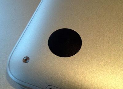 Apple Macbook Gummi Füsse Füsschen tauschen