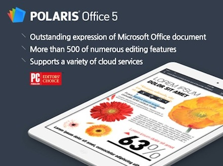 Polaris_Office_App_iPad