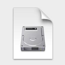 Disk Image dmg Mac