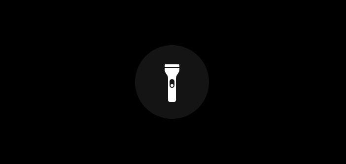 iPhone-Anleitung: Helligkeit der Taschenlampe einstellen